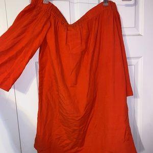Old Navy Dresses - old navy off the shoulder dress